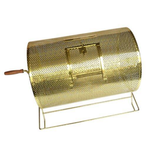 Brass Large Raffle Ticket Drum (15