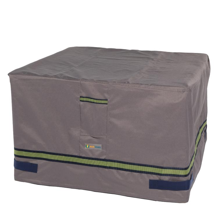 Duck Covers Soteria RainProof 32 in. Square Fire Pit Cover