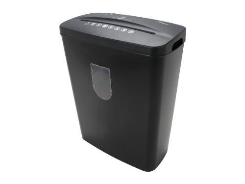 Rosewill Accessory RFSH-12001 8-sheet Shredder Cross-Cut Paper Credit Card Staples Retail