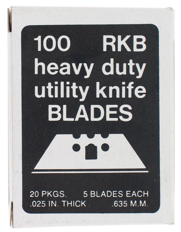Rkb100 Util Knifeblade 100/Bx
