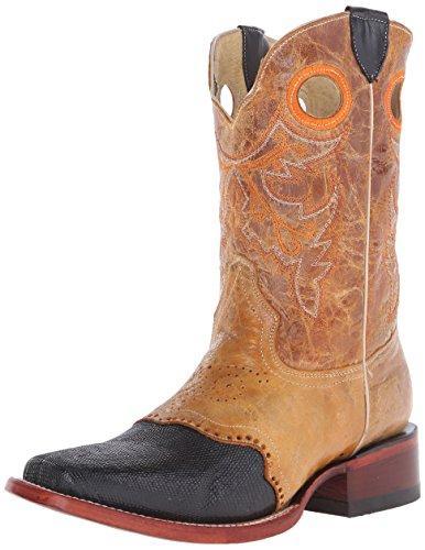 Men'S Lizard Vamp Boot