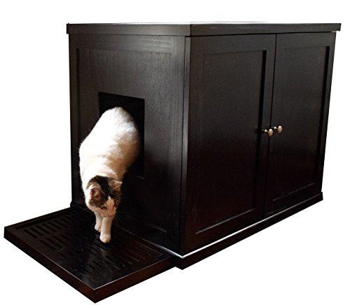 Refined Litter Box - xLarge - Espresso