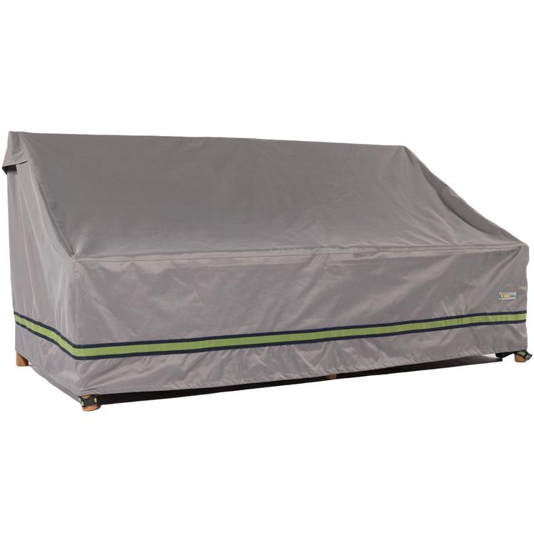 Duck Covers Soteria RainProof 62 in. W Patio Loveseat Cover