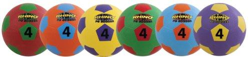 Rhino® Max Playground Soccer Ball Set
