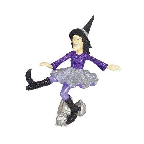 Dancing Witch Figurine
