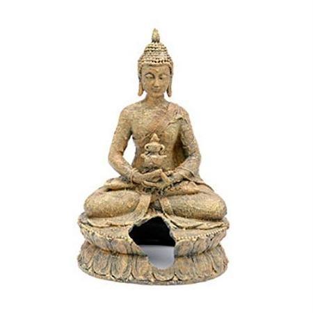 Penn Plax Deco-Replicas? Sitting Buddha