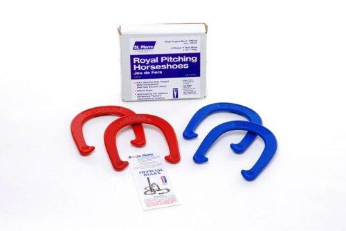 St. Pierre Royal Classic Horseshoe Set (4 horseshoes) by St.Pierre - Made in USA