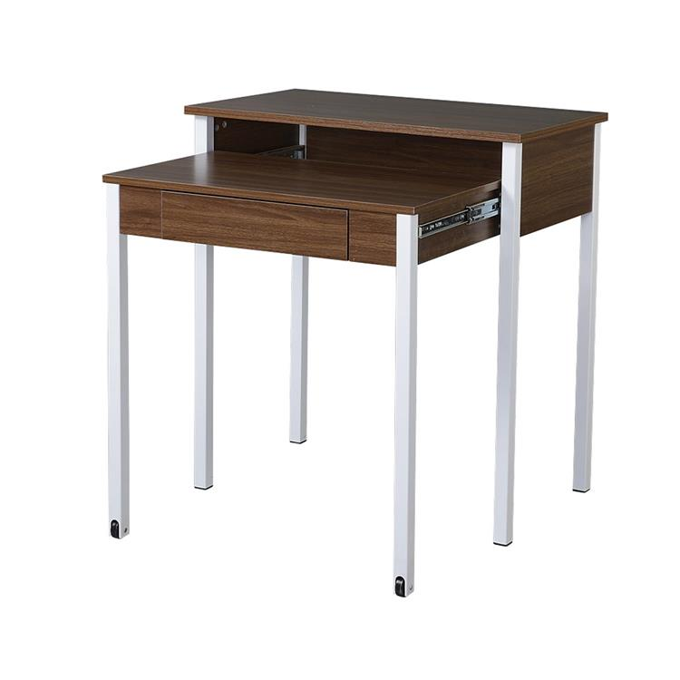 Techni Mobili Retractable Writing Desk With Storage