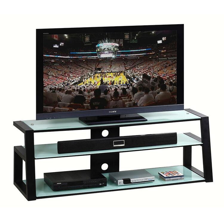 Techni Mobili Frosted Glass TV Stand