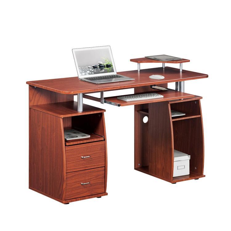 Techni Mobili Complete Computer Workstation Desk With Storage