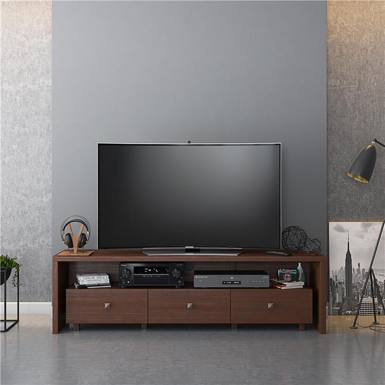 Techni Mobili Elegant TV Stand With Storage
