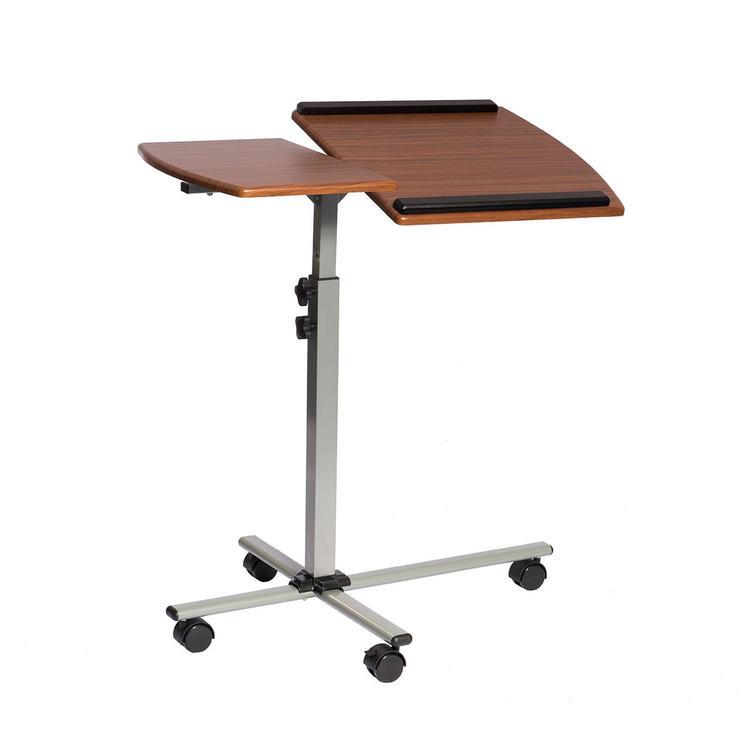 Techni Mobili Rolling Adjustable Laptop Cart