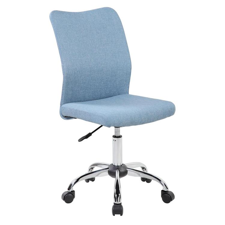 Techni Mobili Modern Armless Task Chair