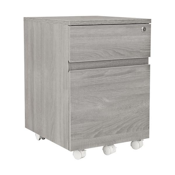 Techni Mobili Rolling 2-Drawer Cabinet
