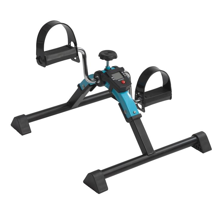 Drive Medical Folding Exercise Peddler with Digital Display [Item # rtl10275]