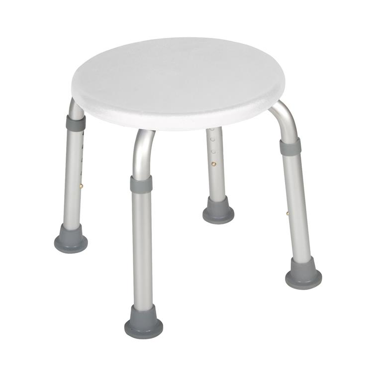Drive Medical Adjustable Height Bath Stool [Item # RTL12004KD]
