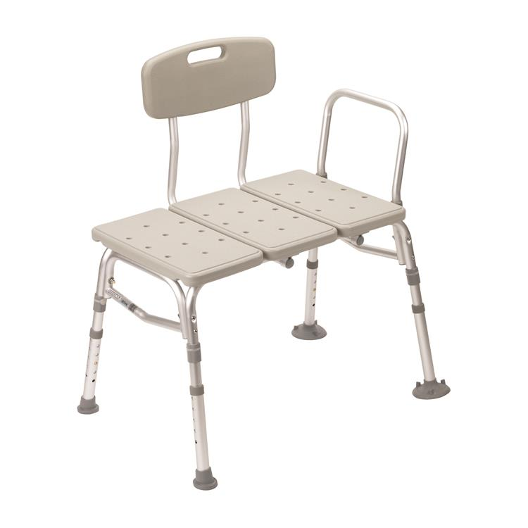 Drive Medical Three Piece Transfer Bench [Item # rtl12031kdr]