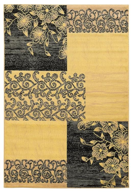 Linon Elegance Napa Patchwork Rug