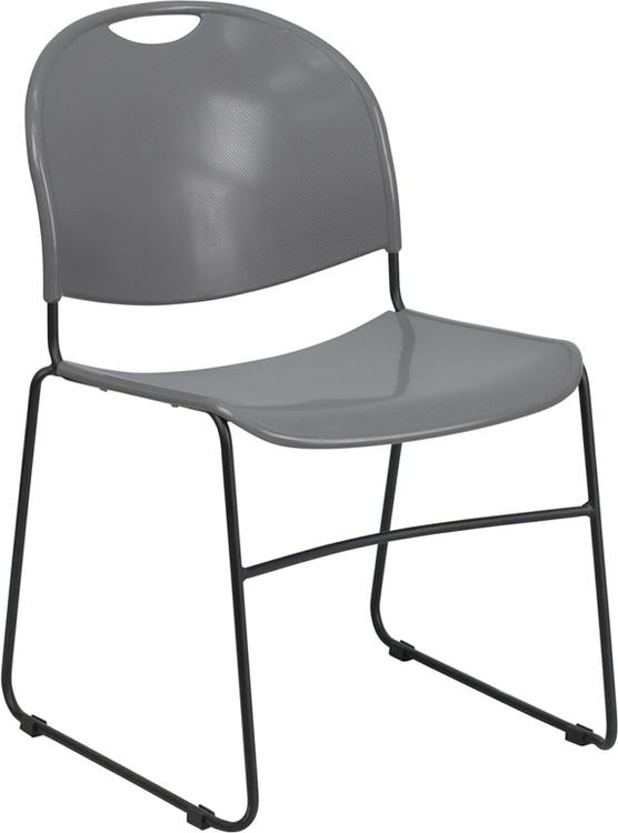 Hercules Series 880 Lb. Capacity Ultra Compact Stack Chair With
