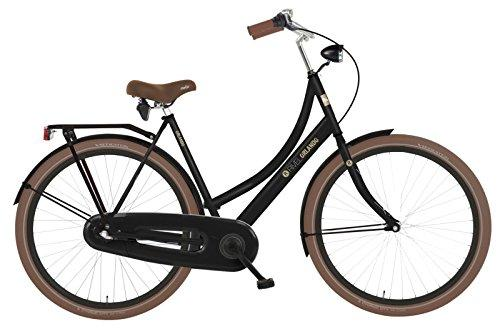 Orlando 700C Black Nexus 3 City Dutch Bicycle