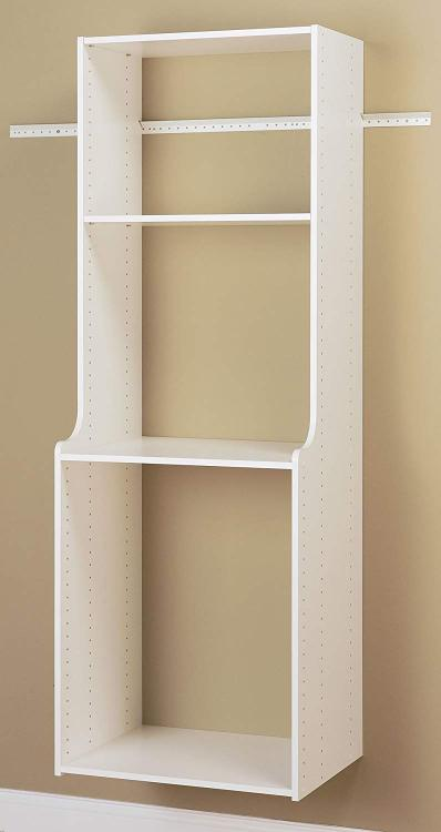 Rv2072 Hanging Hutch Kit Wht
