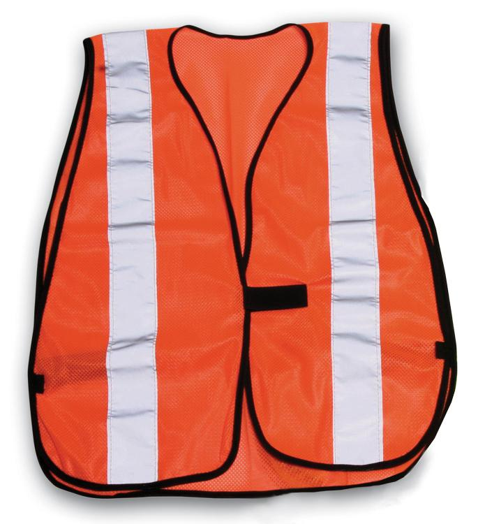 Rws-50003 Safety Vest Orange