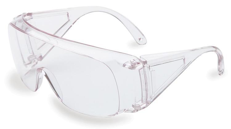Rws-51001 Safety Glasses Clr