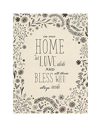Stratton Home Décor Home and Blessings Wall Art