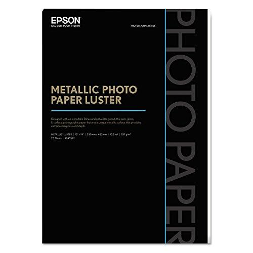 Metallic Photo Paper Luster 13x19