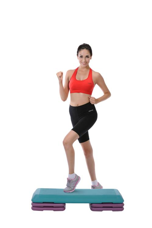 Sunny Health And Fitness Deluxe Aerobic Step