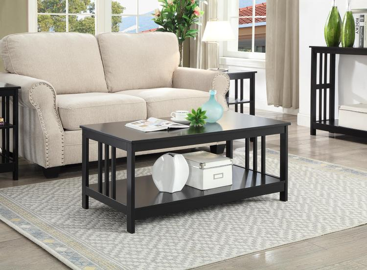 Mission Coffee Table