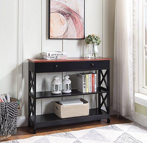 Oxford 1 Drawer Console Table