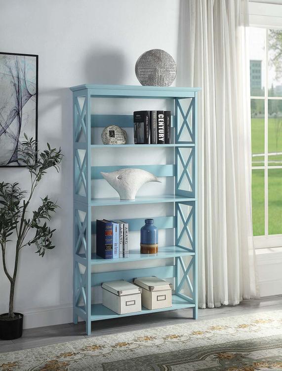 Convenience Concepts  Oxford 5 Tier Bookcase