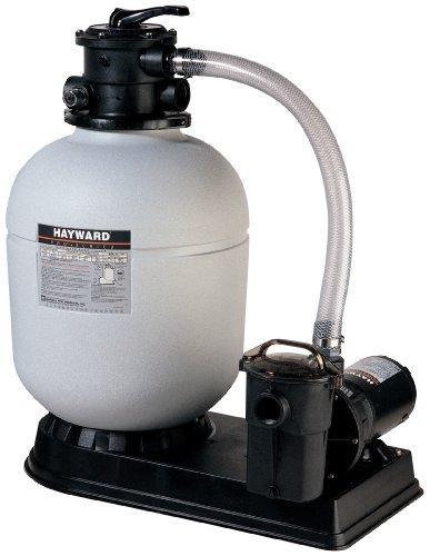 ProSeries 1-1/2 Hp Sand Filter System with Twist Lock Cord