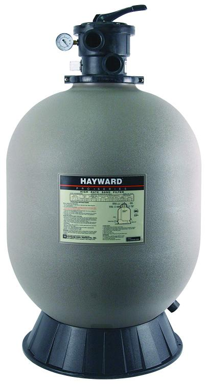 Hayward ProSeries Sand Filter with Top Mount Valve
