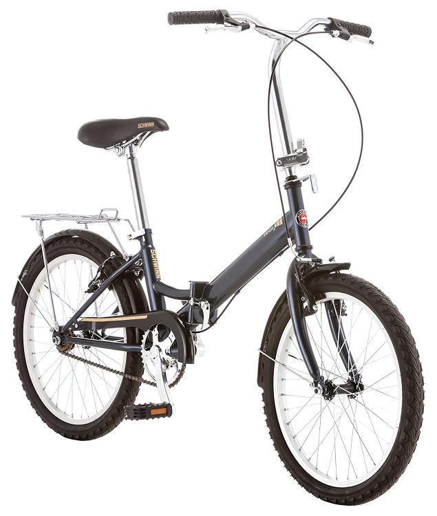 Schwinn Hinge - Steel Frame 1 Speed Bicycle [Item # S2278C]