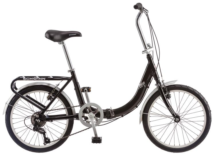 Schwinn Loop - Aluminum Frame 7 Speed Bicycle