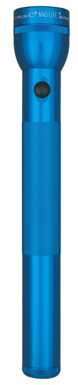 S4D116 Maglite 4Cell D Blue