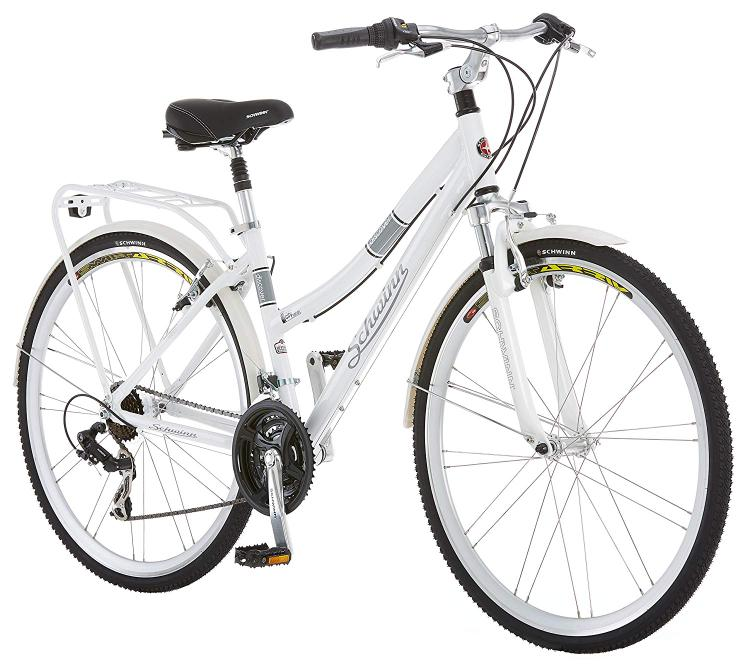 Schwinn Discover Hybrid Bicycle