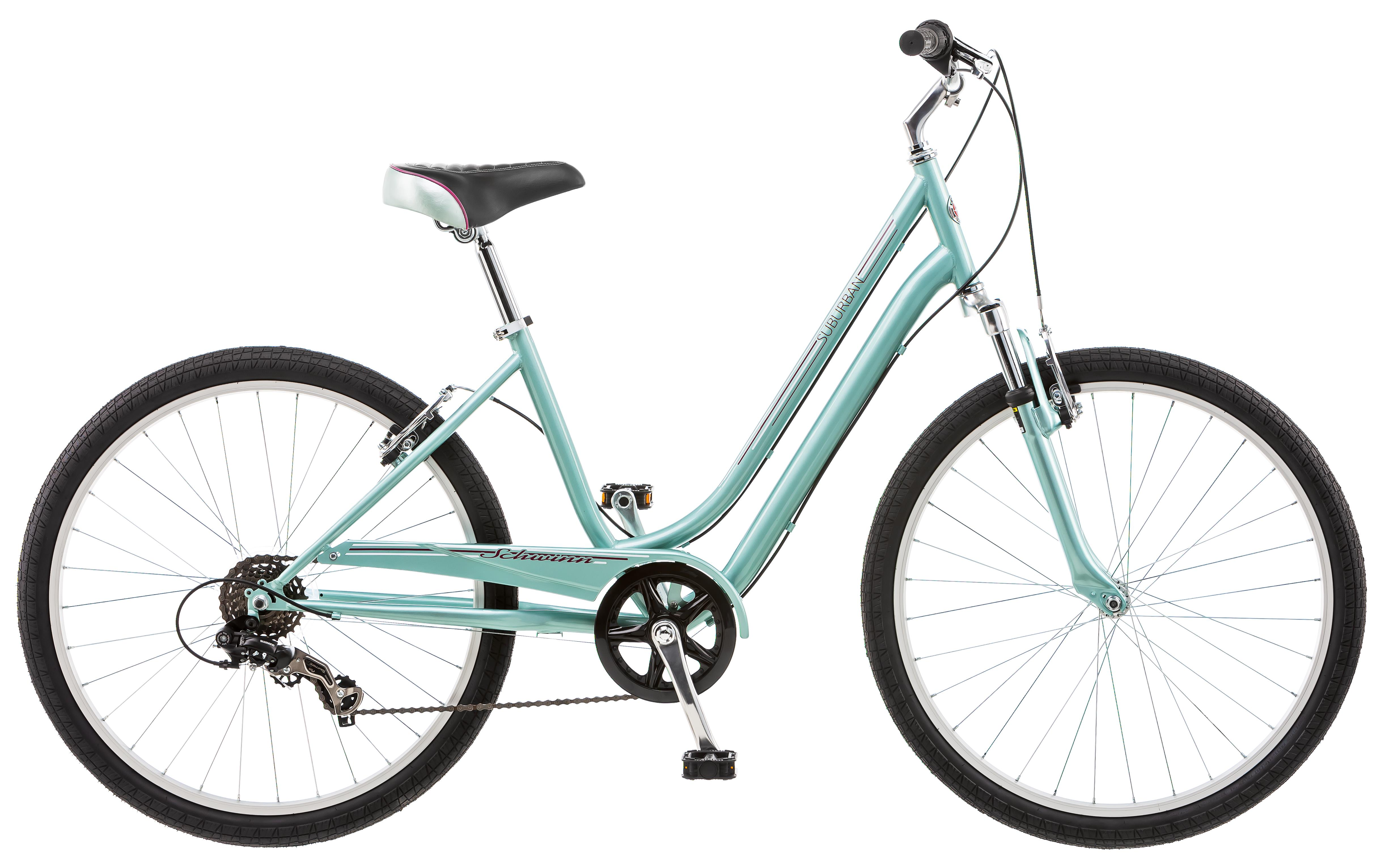 Women's Suburban Bicycle