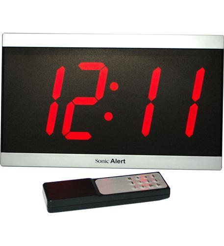 Big Display Maxx Alarm Clock