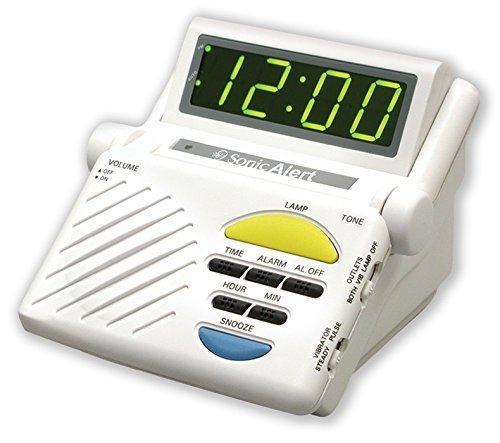 Sonic Boom Alarm w/VIB