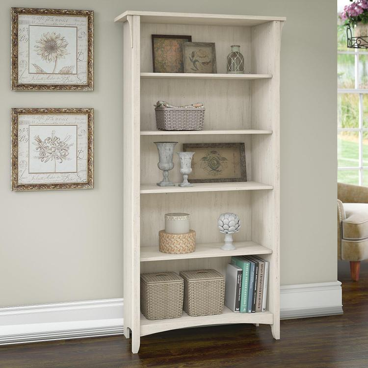 Salinas 5 Shelf Bookcase