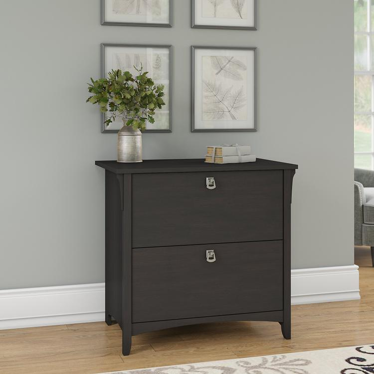 Bush Furniture Salinas Lateral File Cabinet
