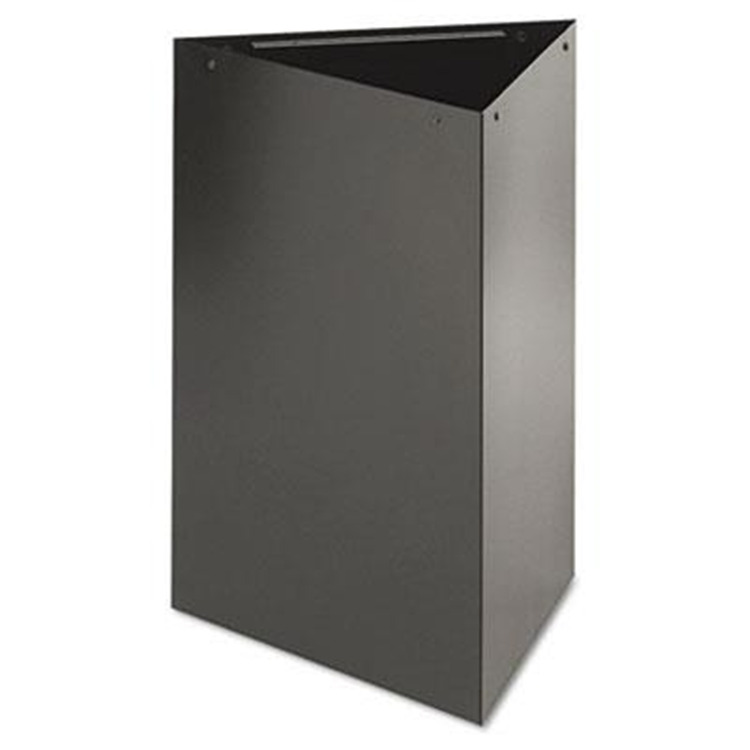 Safco® Trifecta™ Waste Receptacle