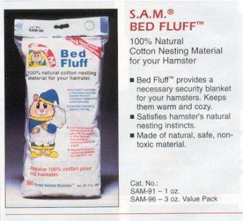 Bed Fluff 3Oz