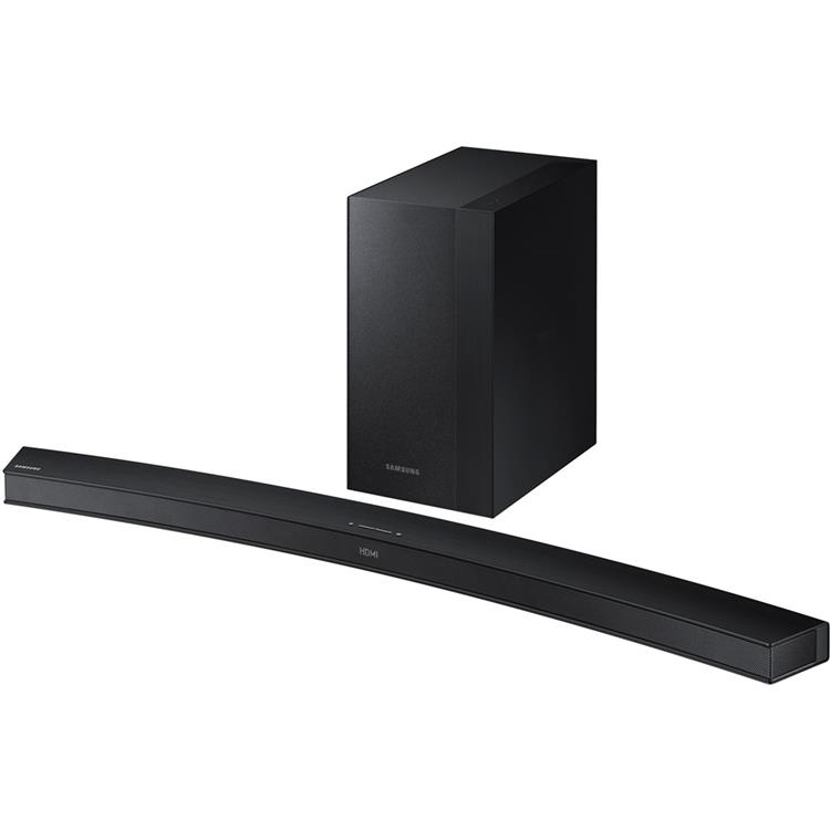 Samsung 2.1 Channel 260w Curved Soundbar and Wireless Active Subwoofer
