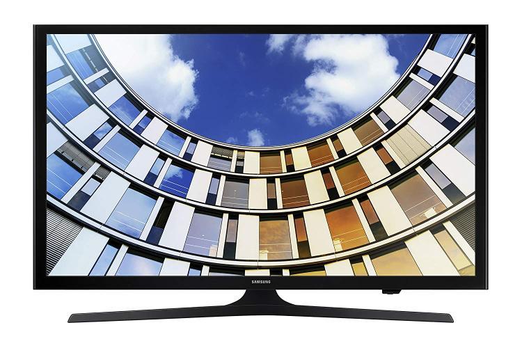 Samsung 40 In. M5300 LED Smart HDTV [Item # SAMTVUN40M5300AF]