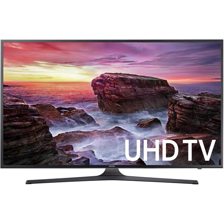 Samsung UN40MU6290F 40  In. 4K LED Flat Ultra HDTV