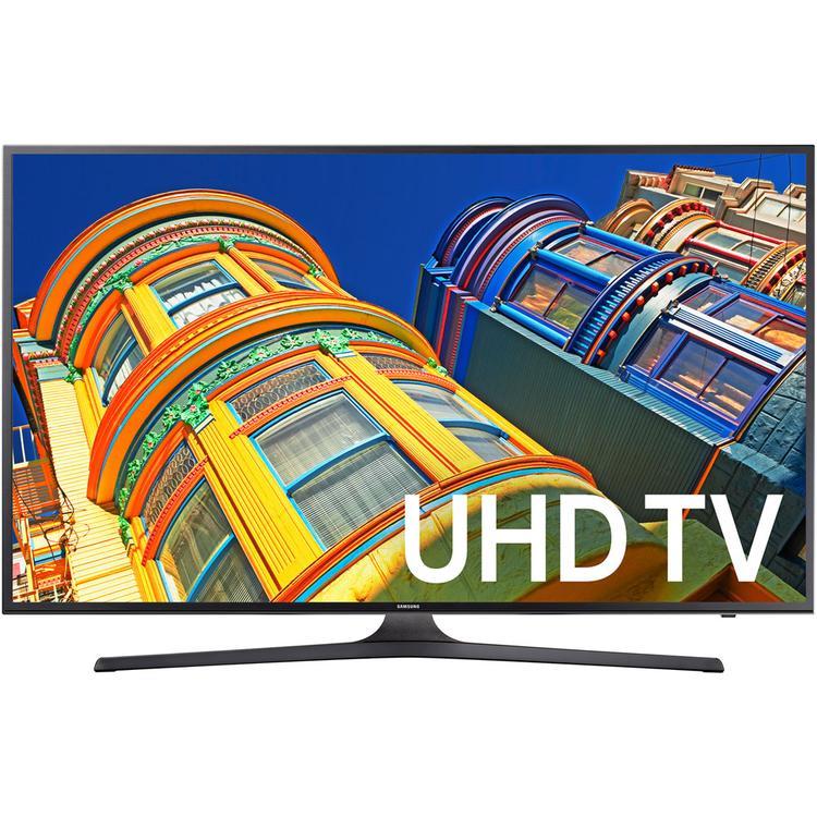 Samsung UN43KU6300F 43 In. 4K UHD Smart TV